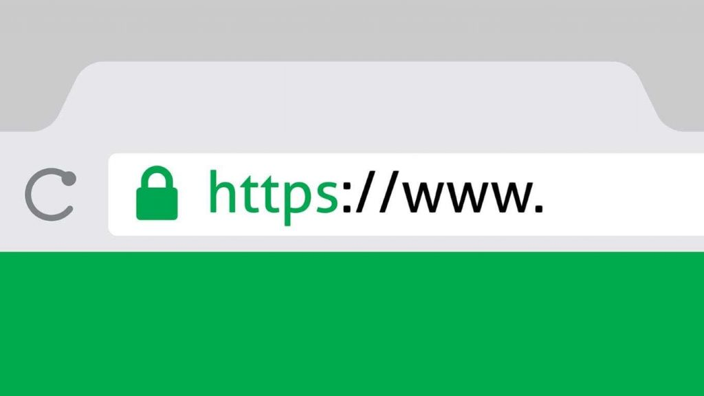 Secure browser connection